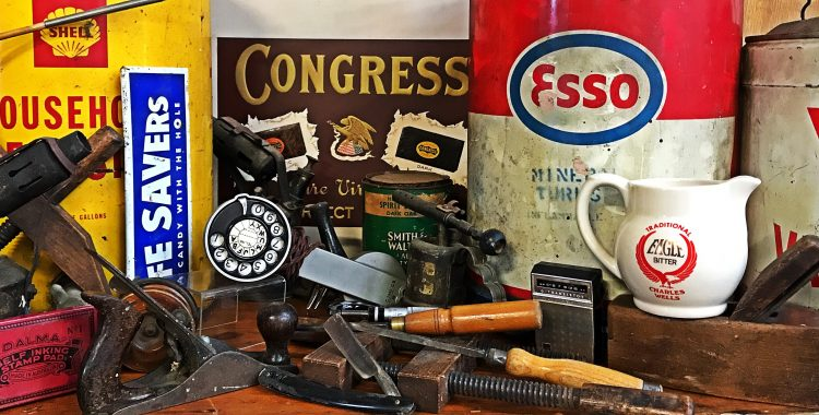 Blokes Shed Auction - 6th July 2017